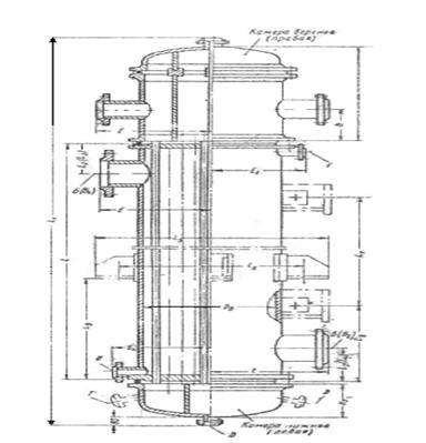 Теплообменник d 800 мм f 121 спиральный теплообменник правила эксплуатации