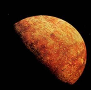 Астрономия Планеты Земной группы Реферат Учил Нет  Меркурий