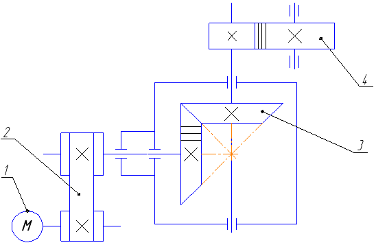 Промышленность производство Расчет электрического привода  Промышленность производство Расчет электрического привода Курсовая работа