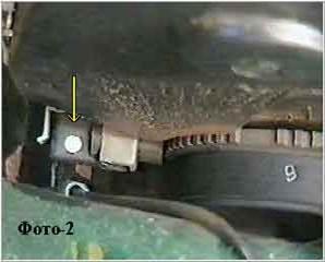 Промышленность производство Датчики и исполнительные устройства  При вращении диска синхронизации происходит изменение магнитного потока в магнитопроводе датчика в результате чего в его обмотке возникает напряжение
