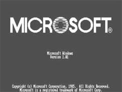 Информатика программирование История развития операционных  windows 1 01
