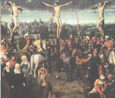 Религия и мифология Христианство Реферат Учил Нет  Ганс Мемлинг Распятие