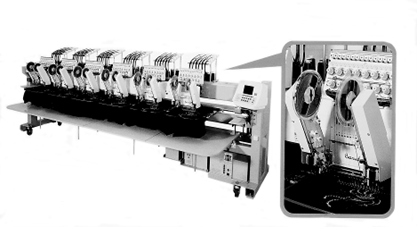 Промышленность производство Современные способы отделки швейных  ris 48