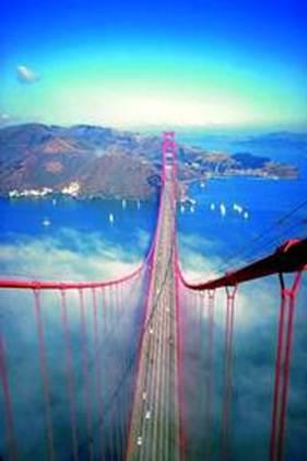 Строительство Висячие мосты Реферат Учил Нет  Мост quot Золотые ворота quot