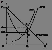 Экономика Политика ценовой дискриминации Контрольная работа  Описание Ценовая дискриминация первой степени
